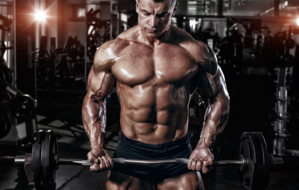 Воздействие длительных тренировок на уровень тестостерона