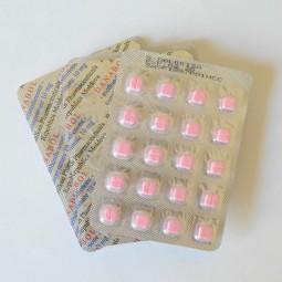 Данабол 10 мг от Balkan Pharma