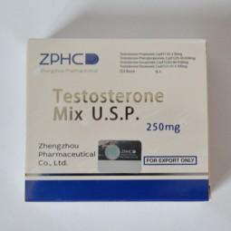 Testosterone mix 250 (ZPHC)