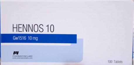 Hennos 10 (gw1516) от PharmaCom