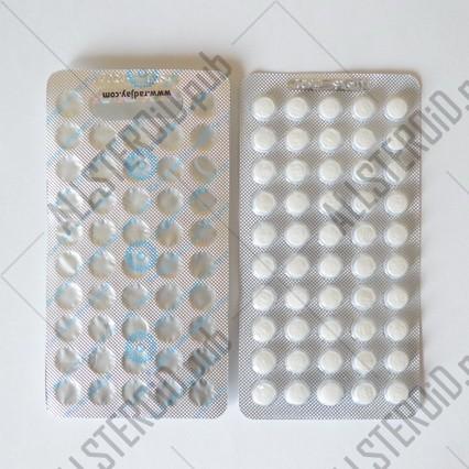Chlordehydromethyltestosterone (Туринабол) 12мг\таб - цена за 100 таб