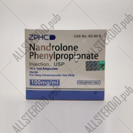 Nandrolone Phenylpropionate 100 мг, ZPHC