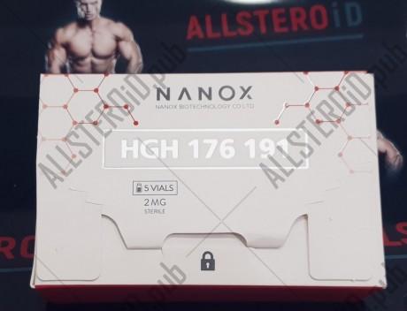 HGH 176-191 2mg/vial - ЦЕНА ЗА 5 ВИАЛ