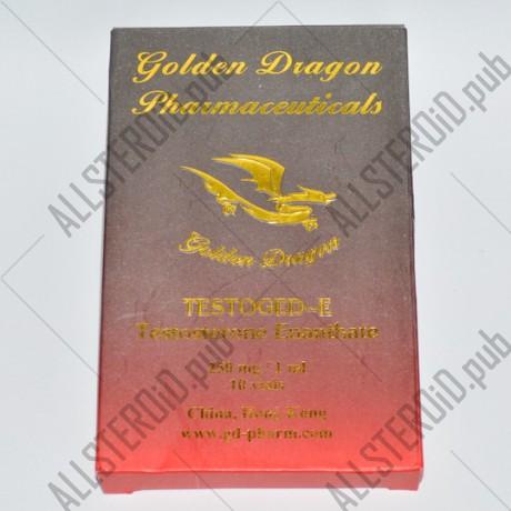 Testoged-e 1мл по 250мг (Golden Dragon)