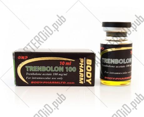 Trenbolon 100 (Body Pharm)