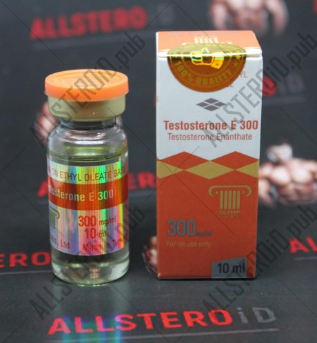 Testosterone E 300 (Olymp Labs)