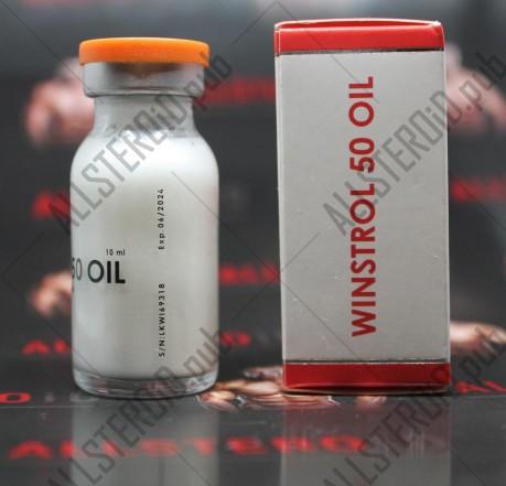 Winstol 50 oil 50 mg/ml от Lyka Labs