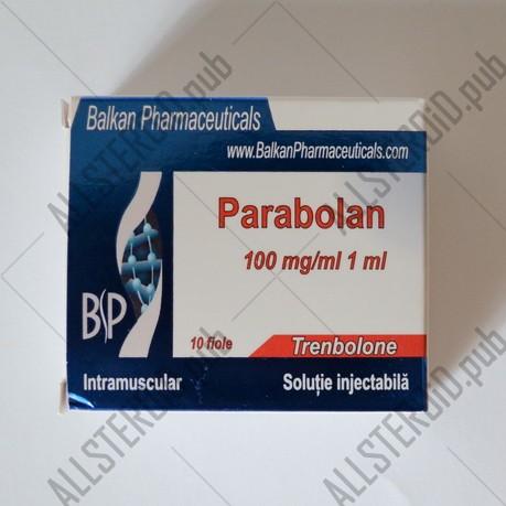 Параболан 100 мг за 1 мл (Balkan Pharma)