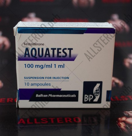 Акватест 100 mg/ml