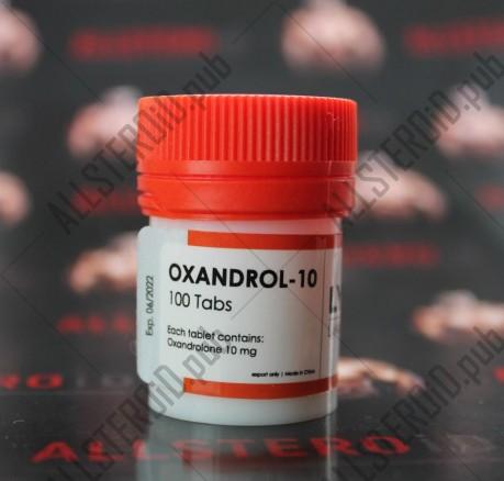 Оксандрол (Lyka Labs)